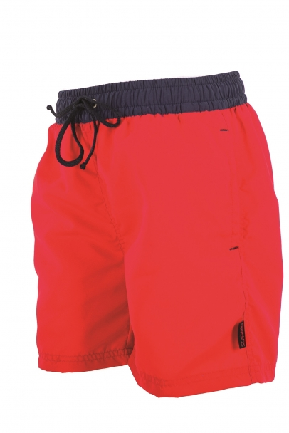 Boys' shorts red 06 2614